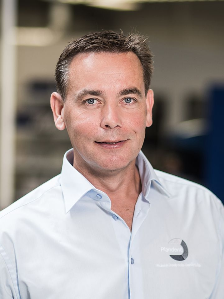 Michael Pedersen fra Plandent