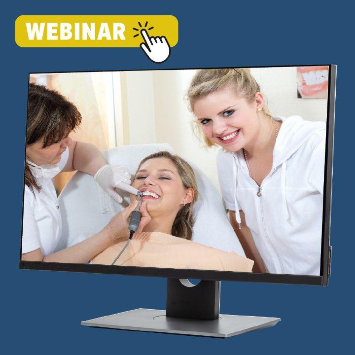 DentalSuite webinar