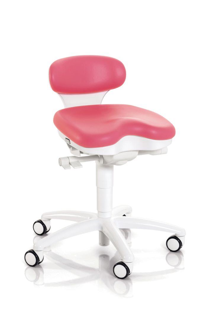 Planmeca stol - sadelstol, assistentstol og tandlægestol